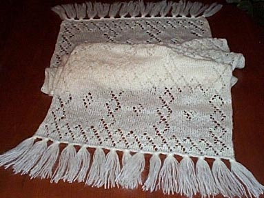 Fluffy Angora Sweater and Yarn - Hand Knit Custom Sweaters